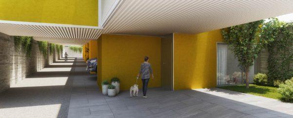 Render Can Canal - Pich Architects - Compra Venta Cases Bioclimàtiques I Ecològiques Cabrera de Mar, Barcelona